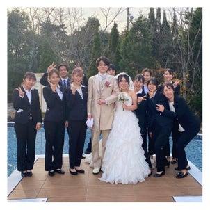 結婚式を作る仕事✨の画像