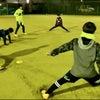 サッカーが上手くなる柔軟運動の画像