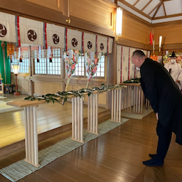 画像 椿大神社〜猿田彦さんにお会いしてきましたです。 の記事より 3つ目