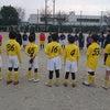 1/11(月・祝) 育成2~3年生 練習試合 vs.東川口、草加ジェンシャン、アレグリの画像