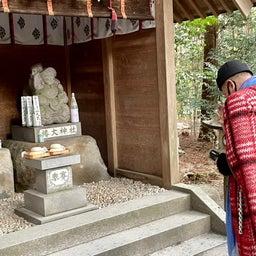 画像 椿大神社〜猿田彦さん参拝③ の記事より 5つ目