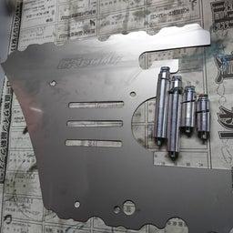 画像 セントラルサーキット仕様F22Rと珍しいですねK20A改2150仕様制作。 の記事より 10つ目