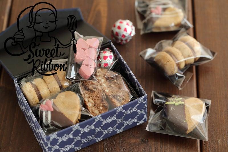 菓子 バレンタイン 詰め合わせ お バレンタインギフトL|2021年バレンタインに人気の、お菓子詰め合わせギフト|FUKU+RE(ふくれ)