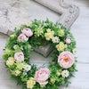 贈りたいお花~桜とベリーのリースとオールドローズのリース~の画像