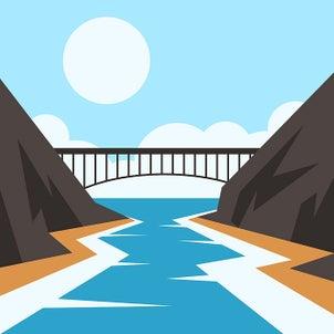 橋の上のスリップ 来年も思い出したいエピソード記憶の画像