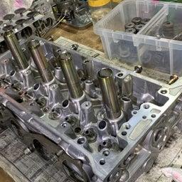 画像 K20A改2.2Lヘッドね、PP1ハルテックカプラーオン制作。 の記事より 3つ目