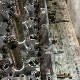 画像 K20A改2.2Lヘッドね、PP1ハルテックカプラーオン制作。 の記事より 13つ目