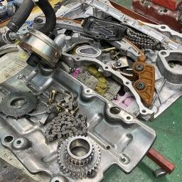 画像 K20A改2.2Lヘッドね、PP1ハルテックカプラーオン制作。 の記事より 14つ目