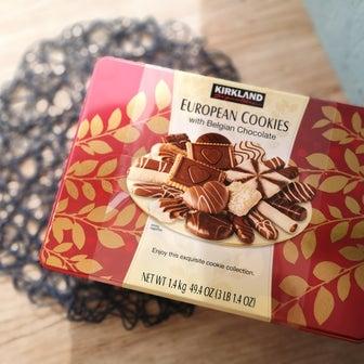 【コストコ】ヨーロピアンクッキーは神コスパ!1枚¥11バレンタインにも最適な商品!