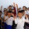 カンボジアの小学校の画像
