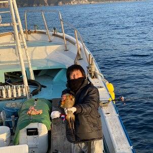 1月14日アオリイカ狙いで出船して来ました❣️の画像