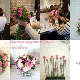 画像 生花の花束やブーケもあるフラワーアレンジメント資格コースレッスン の記事より 1つ目