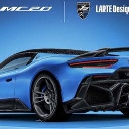 画像 LARTE Design MC20 の記事より 2つ目