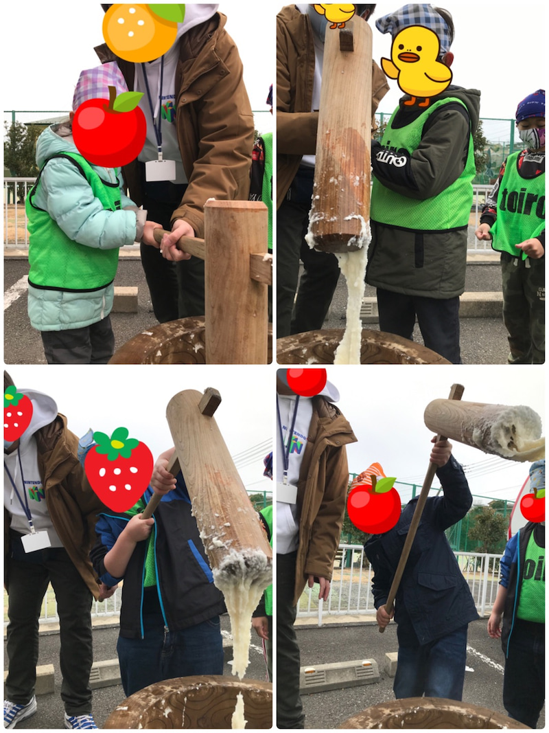 o1080144014881874550 - 1月11日(月)合同餅つき☆toiro鳥が丘☆