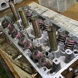 画像 FD2強化コイルキット取り付け、K20A改戸田レーシング2150ヘッド組付け♫ の記事より 10つ目
