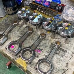 画像 FD2強化コイルキット取り付け、K20A改戸田レーシング2150ヘッド組付け♫ の記事より 4つ目