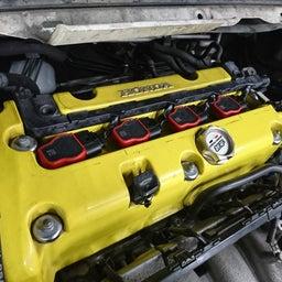画像 FD2強化コイルキット取り付け、K20A改戸田レーシング2150ヘッド組付け♫ の記事より 17つ目