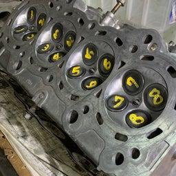 画像 FD2強化コイルキット取り付け、K20A改戸田レーシング2150ヘッド組付け♫ の記事より 11つ目