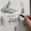 1/15 fri「光を編む・Lino・weaving light」