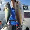佐多岬ジギングでカンパチ14本!鹿児島錦江湾海晴丸の画像