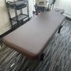 レンタルスペースに施術ベッドを設置しましたの画像