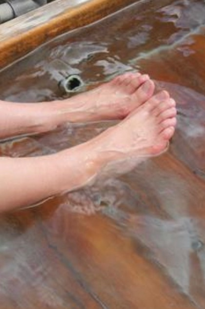 和歌山 エステ 足浴