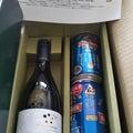 お届けもの ワイン、旅行券等