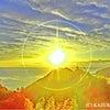 スピリチュアルアート Spiritual Art ヒーリングアート 天上界の光 絵の画像