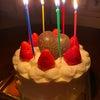お誕生日ありがとうございます^_^の画像