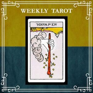 【 WEEKLY TAROT 】今週のタロットメッセージ/2021.1.18~1.24の画像