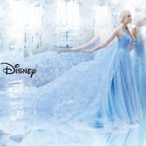 ディズニーウェディングドレスコレクション(アナと雪の女王)の画像