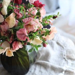 パリスタイルのお花を学ぶの画像