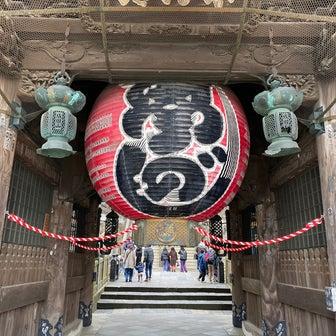 成田山新勝寺に初詣に行って来た!(後編)打ち出の小槌とうな重と漬物