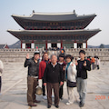 家族 韓国旅行