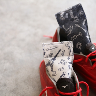 ★靴の消臭に手軽なダイソーアイテム3種