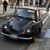 古いものを大切にする。 今見ると逆に新鮮な車である。スバル360円の画像