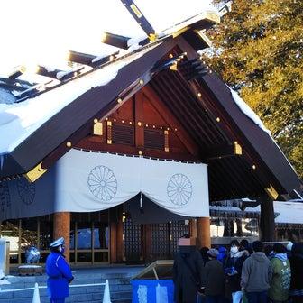 【冬を楽しもう♪2021】北海道神宮