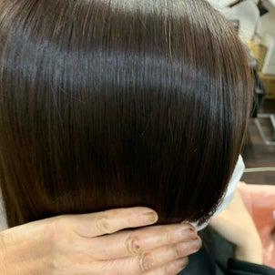 つるんつるんるんの髪への画像