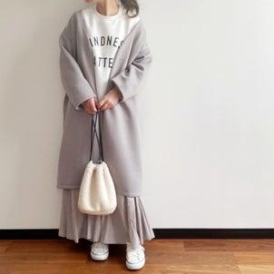 【coca】予想的中な春スカート /【GU】思わず値段を疑った春まで使えるアウターの画像
