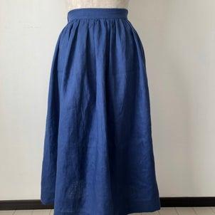 夏のスカートの画像