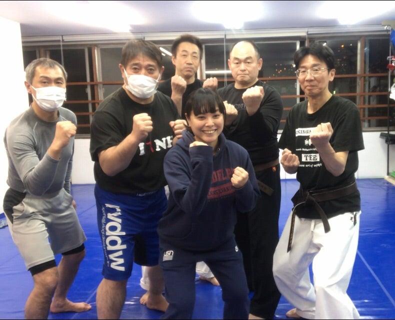沖縄拳法 体験