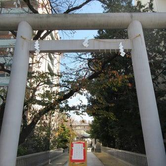 松戸神社(千葉県 松戸市)