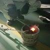 鉄筋を炙ってタガネを作るの画像