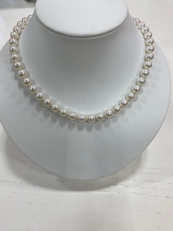 真珠ネックレス フォーマル
