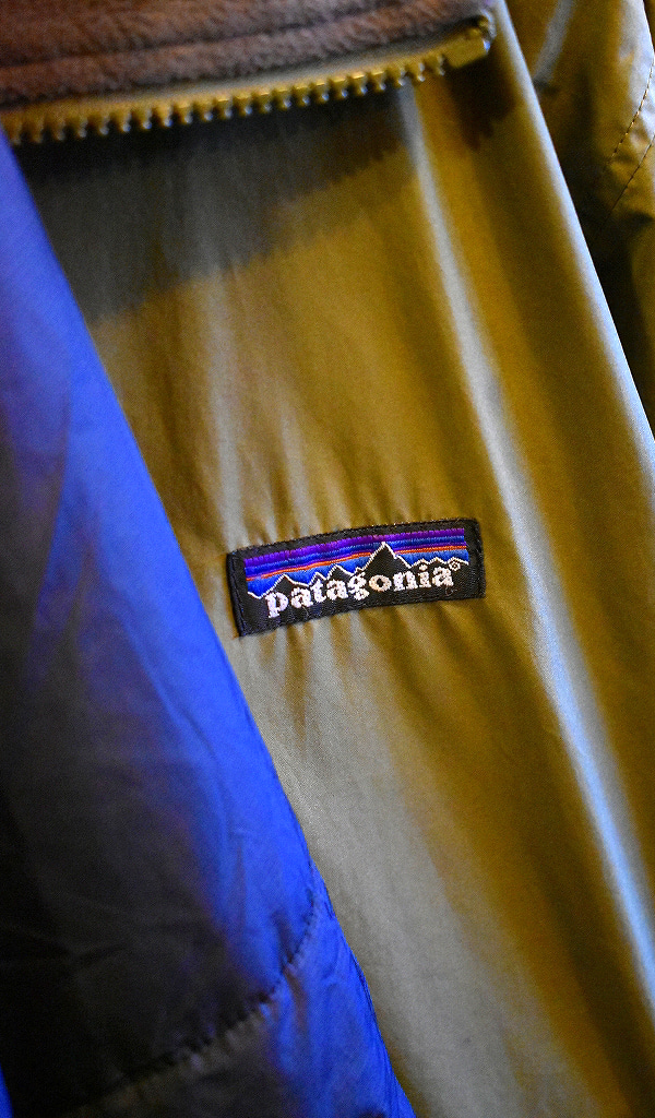 パタゴニア登山フリースジャケット古着屋カチカチ