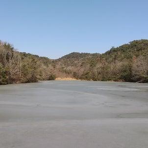 最近の過去記事『凍った池を見に行って来た@丹生山系』1月14日(木)の画像
