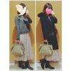 ウェーブ体型が着るプチプラチュールスカート♡の画像
