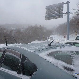 那須・峠の茶屋スキー…TVで報道されないホワイトアウトの怖さ