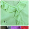 16G編み春物製作の画像