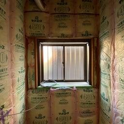 画像 浴室改修工事での話 断熱材 の記事より 1つ目